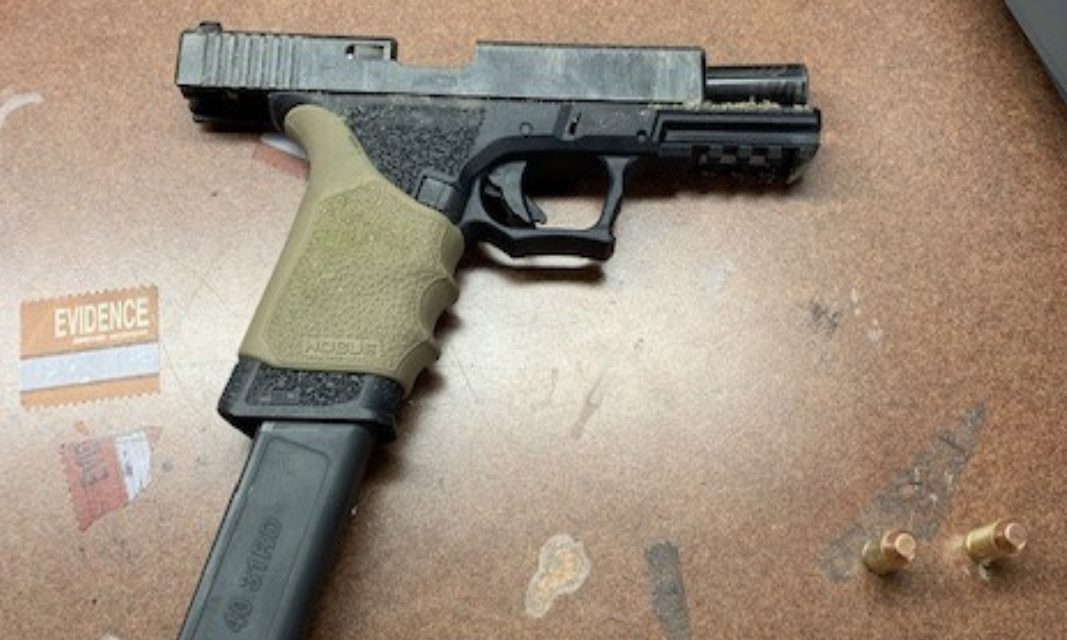 Traffic Stop Leads to Warning from Paso PD About Firearm Storage Safety