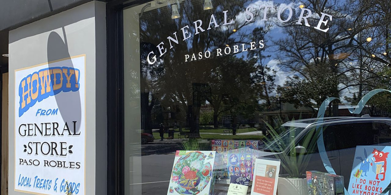 General Store Practicing Healthy Sales