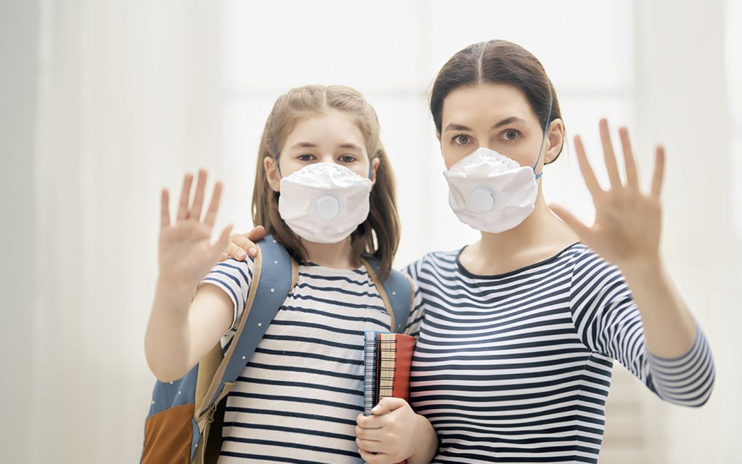 Local Health Officials Emphasize CDC Guidance on Cloth Face Coverings