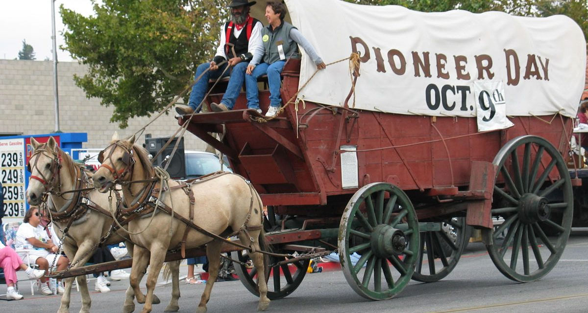 Paso Robles Police Department Reminds Public of Closed Streets For Pioneer Day Parade