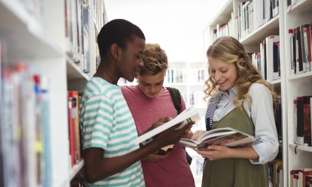 Library and School District Partner for Student Success