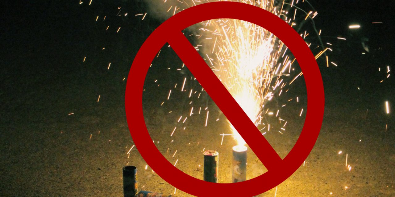 Fire and Police Remind Community that Fireworks Prohibited in San Luis Obispo