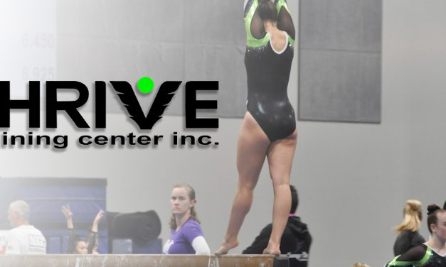 Thrive Gymnastics Sends Four Girls To Regionals