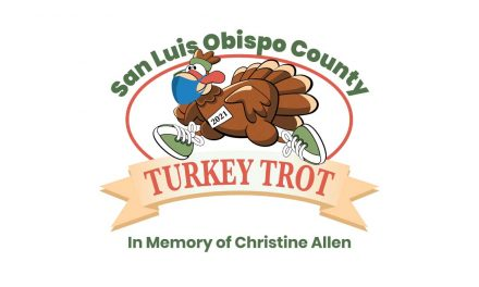 SLO Food Bank Combines Virtual and In-Person Turkey Trot