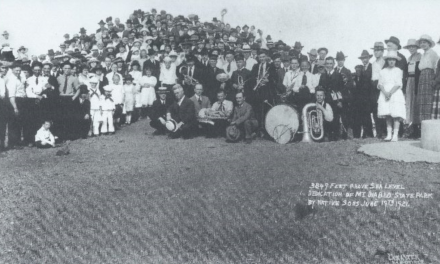 Mount Diablo Centennial Celebration