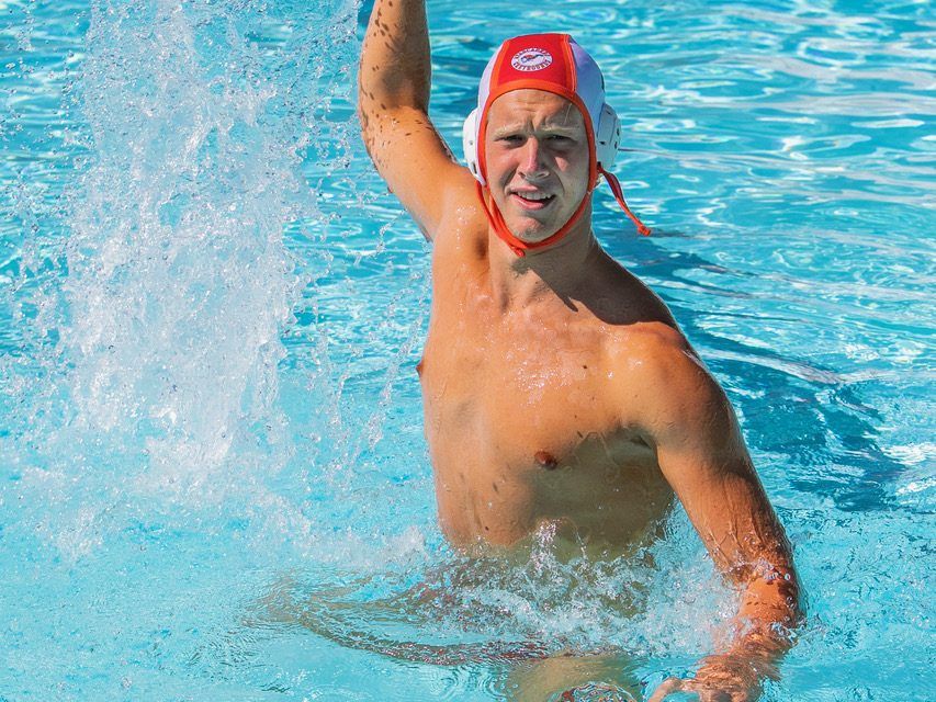 Boys Water Polo Player of the Year: Noah Meade