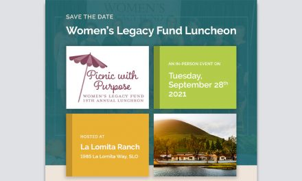 19th Annual Women's Legacy Fund Luncheon Reimagined for 2021